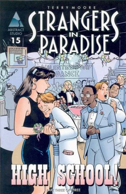 Strangers in Paradise (1996) no. 15 - Used