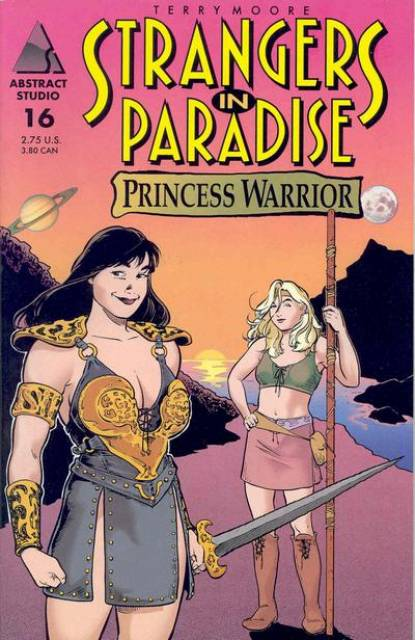 Strangers in Paradise (1996) no. 16 - Used