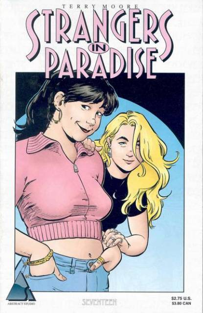 Strangers in Paradise (1996) no. 17 - Used