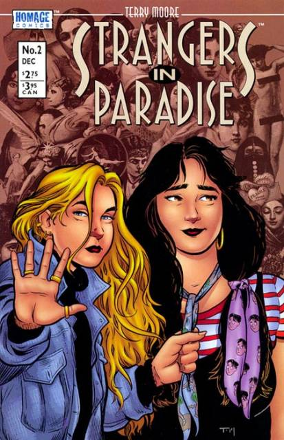Strangers in Paradise (1996) no. 2 - Used