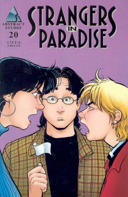 Strangers in Paradise (1996) no. 20 - Used