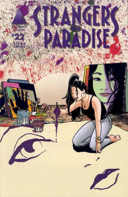 Strangers in Paradise (1996) no. 22 - Used