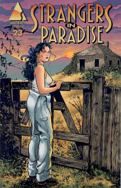 Strangers in Paradise (1996) no. 23 - Used
