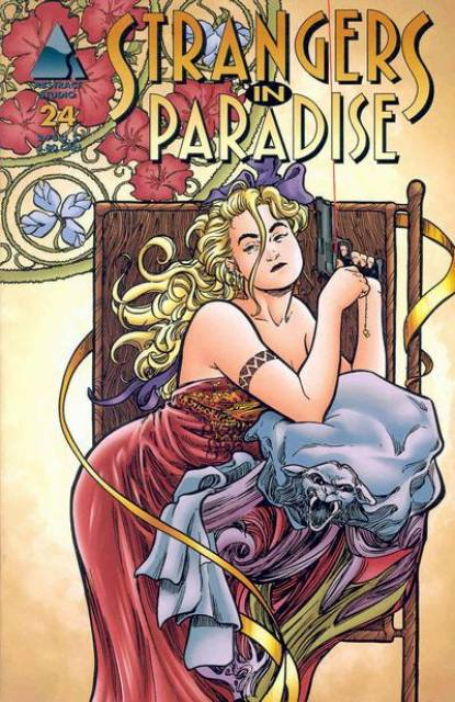 Strangers in Paradise (1996) no. 24 - Used