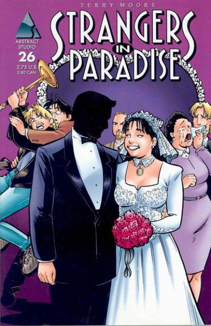 Strangers in Paradise (1996) no. 26 - Used