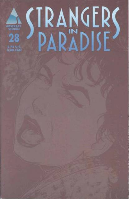 Strangers in Paradise (1996) no. 28 - Used