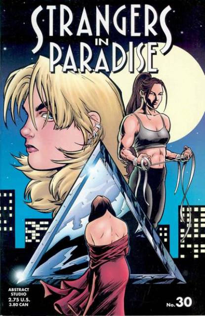 Strangers in Paradise (1996) no. 30 - Used