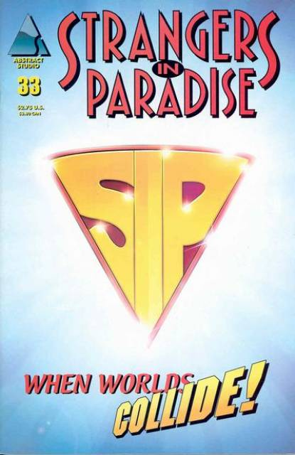 Strangers in Paradise (1996) no. 33 - Used