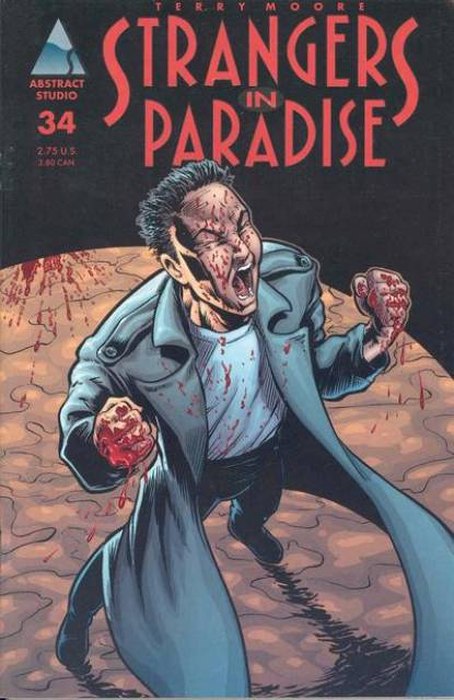 Strangers in Paradise (1996) no. 34 - Used