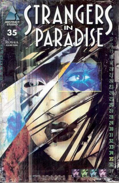 Strangers in Paradise (1996) no. 35 - Used