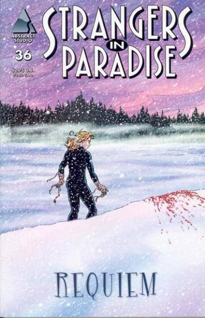 Strangers in Paradise (1996) no. 36 - Used