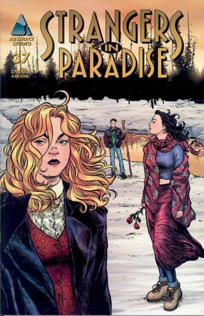 Strangers in Paradise (1996) no. 37 - Used