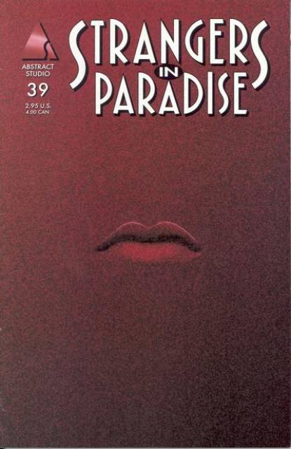 Strangers in Paradise (1996) no. 39 - Used