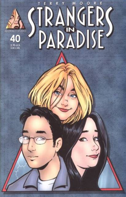 Strangers in Paradise (1996) no. 40 - Used