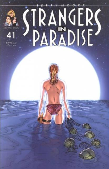 Strangers in Paradise (1996) no. 41 - Used