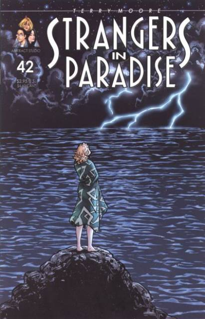 Strangers in Paradise (1996) no. 42 - Used