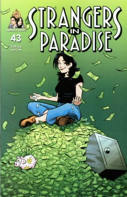 Strangers in Paradise (1996) no. 43 - Used