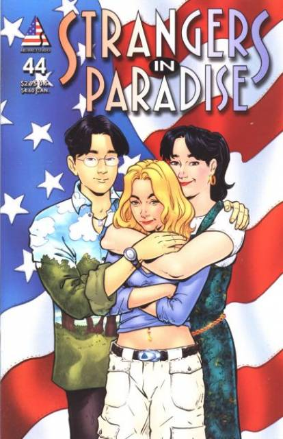 Strangers in Paradise (1996) no. 44 - Used