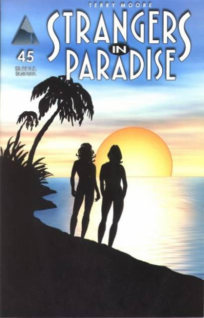 Strangers in Paradise (1996) no. 45 - Used