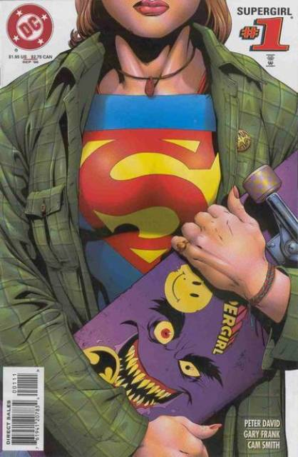 Supergirl (1996) no. 1 - Used
