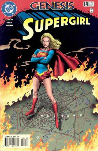 Supergirl (1996) no. 14 - Used