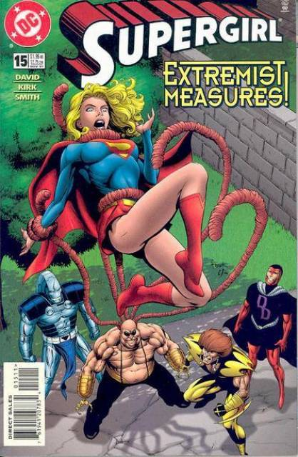 Supergirl (1996) no. 15 - Used