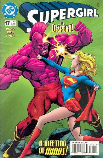 Supergirl (1996) no. 17 - Used