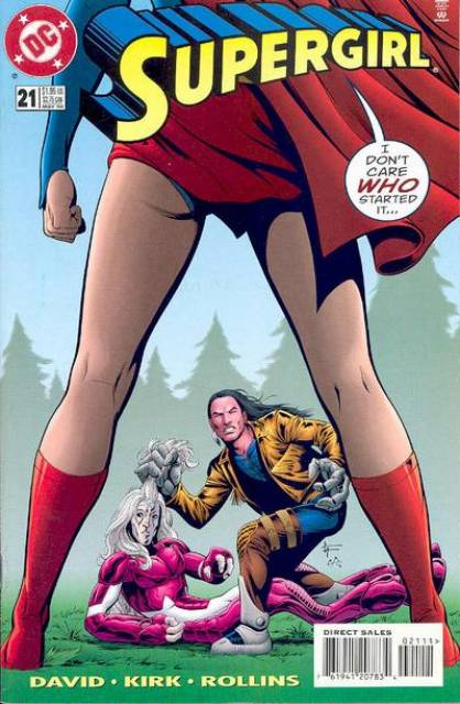 Supergirl (1996) no. 21 - Used