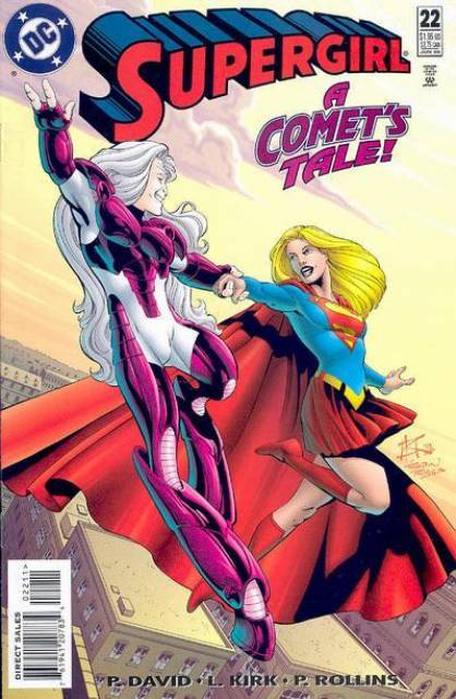 Supergirl (1996) no. 22 - Used