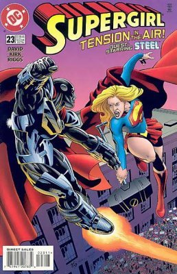 Supergirl (1996) no. 23 - Used
