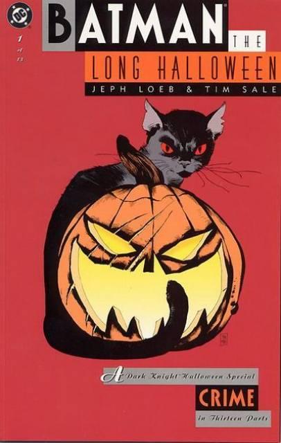 Batman Long Halloween (1996) Complete Bundle - Used