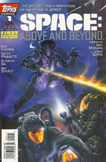 Space Above and Beyond (1996) Complete Bundle - Used