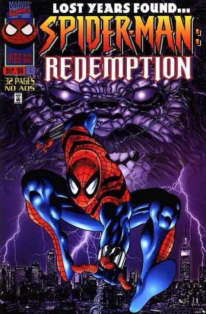 Spider-Man Redemption (1996) Complete Bundle - Used