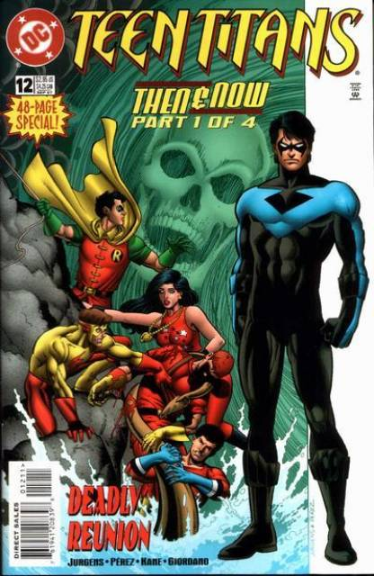 Teen Titans (1996) no. 12 - Used