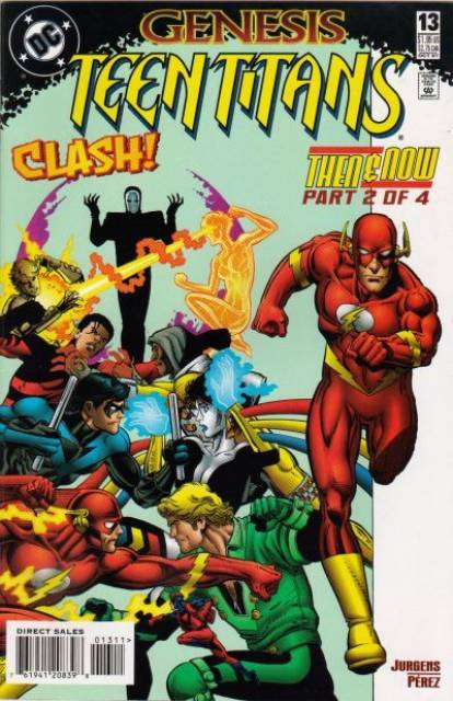 Teen Titans (1996) no. 13 - Used
