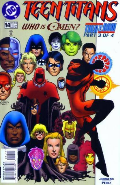 Teen Titans (1996) no. 14 - Used