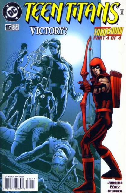 Teen Titans (1996) no. 15 - Used