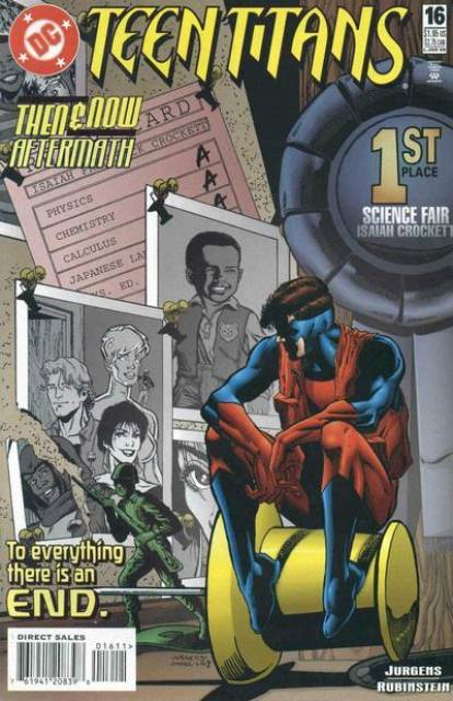 Teen Titans (1996) no. 16 - Used