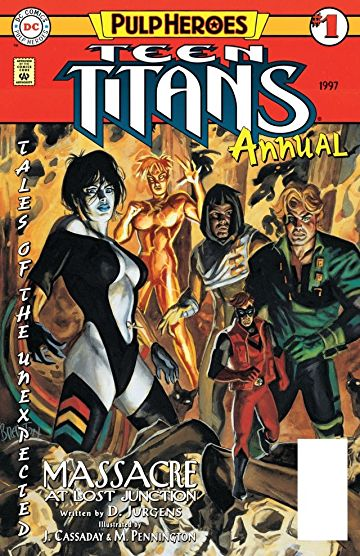 Teen Titans (1996) Annual no. 1 - Used
