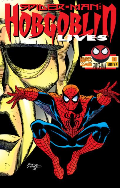 Spider-Man Hobgoblin Lives (1997) Complete Bundle - Used