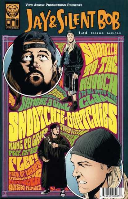 Jay and Silent Bob (1998) Complete Bundle - Used