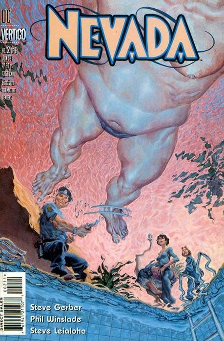 Nevada (1998) no. 2 - Used