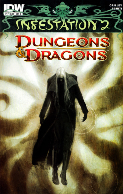 Dungeons an Dragon Infestation 2 (2012) Complete Bundle - Used