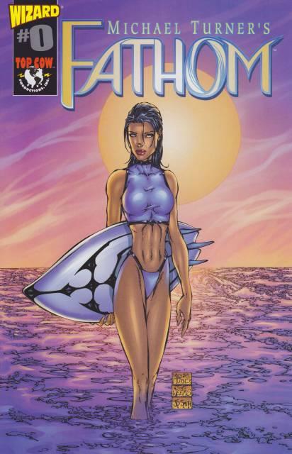 Fathom (1998) no. 0 - Used