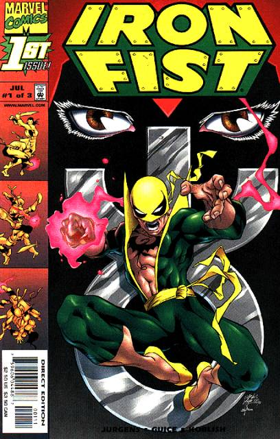 Iron Fist (1998) Complete Bundle - Used