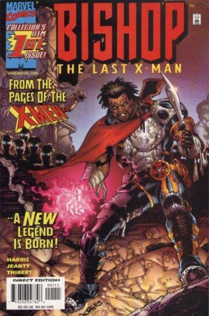 Bishop The Last X-Man (1999) no. 1 - Used