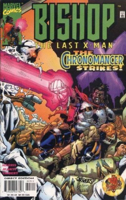 Bishop The Last X-Man (1999) no. 3 - Used