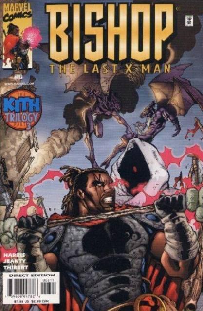 Bishop The Last X-Man (1999) no. 6 - Used