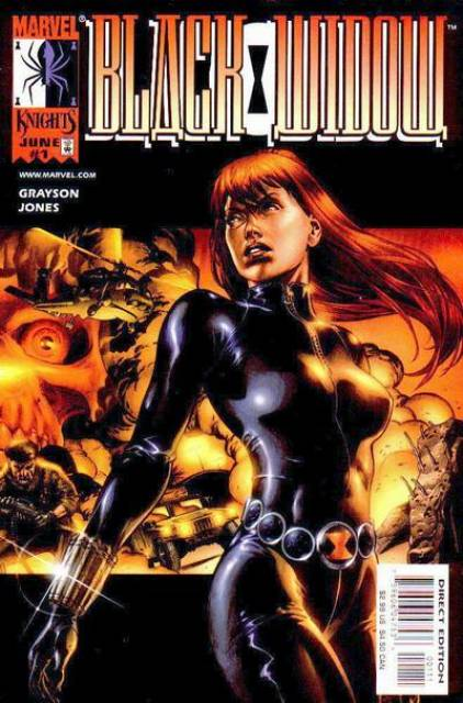 Black Widow (1999) Complete Bundle - Used