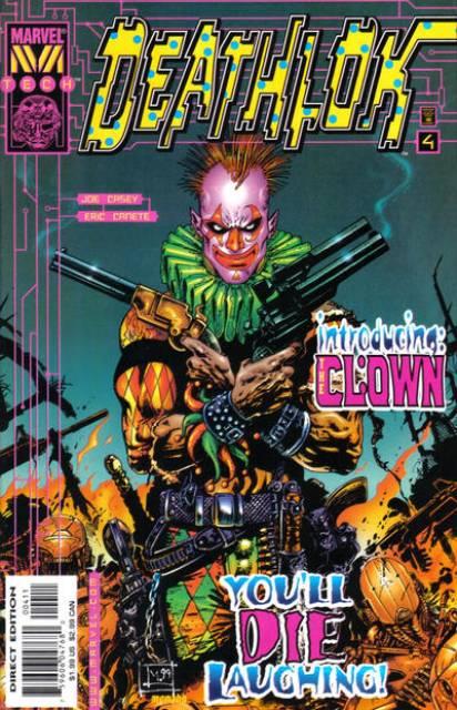 Deathlok (1999) no. 4 - Used